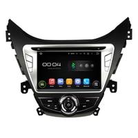 8 Android Car DVD Player with BT GPS WIFI 3G ,Audio Radio Stereo,Car multimedia for Hyundai Elantra/Avante/I35 2011 2012 2013