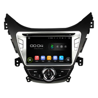 8 android автомобильный DVD плеер с BT gps WI FI 3g, аудио стерео радио, автомобильный мультимедийный для hyundai Elantra/Avante/I35 2011 2012 2013