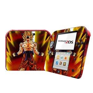 Image 2 - Dragon topu vinil kapak kaplama çıkartması koruyucu için Nintendo 2DS skins konsol çıkartmaları
