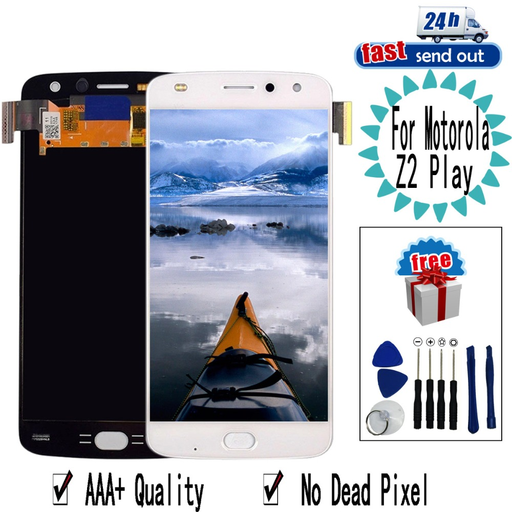 LCD For Motorola Moto Z2 Play XT1710 LCD Display Screen Digitizer Assembly Replacement For Moto Z2 PlayLCD For Motorola Moto Z2 Play XT1710 LCD Display Screen Digitizer Assembly Replacement For Moto Z2 Play