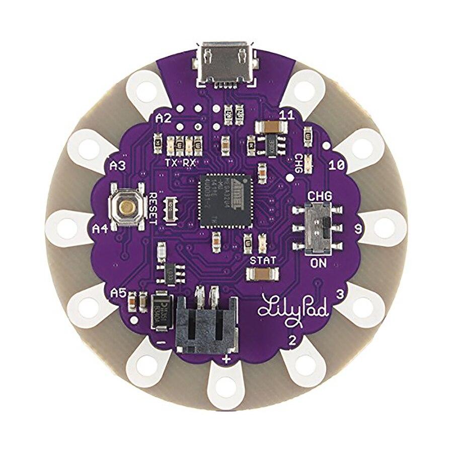 ATmega32U4 font b Board b font LilyPad for font b ARDUINO b font USB Microcontroller development