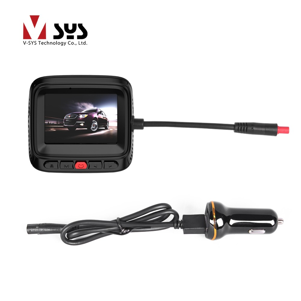 VSYS M8 WiFi Car DVR Super HD 4K Dash Cam Recorder OV4689 MOV H.264 Video Car Recorder Registrator, GPS 128GB Support