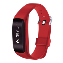 Multifunctional Lenovo HW01 Smart Bracelet Bluetooth 4.2 Heart Rate Monitor Pedometer Sports Fitness Tracker For Android iOS
