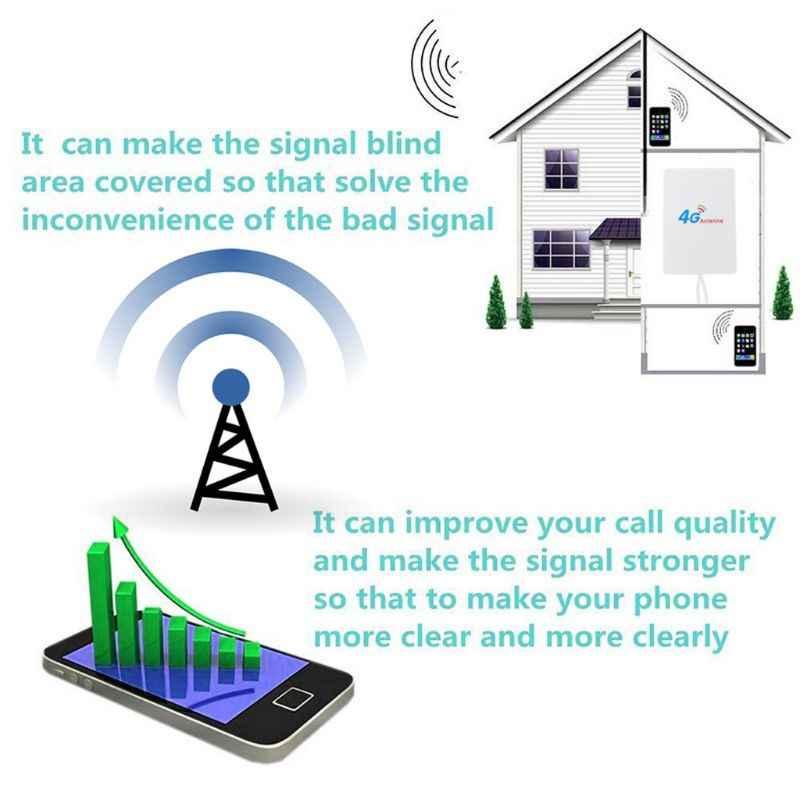 28dBi 3G 4G LTE Antenne TS9 Breitband Antenne Signal Verstärker Für 4G 3G LTE Mobilen Router GDeals