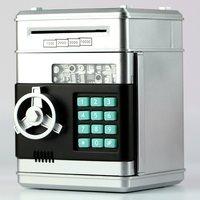 Elektronische Spaarpot Kluis Spaarpotten voor Kinderen Digitale Munten Cash Saving Safe ATM Machine Kid Christmas Gift-in Kluizen van Veiligheid en bescherming op