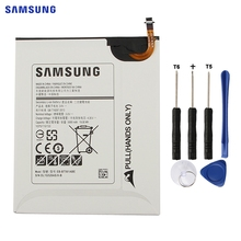SAMSUNG Original Replacement Battery EB-BT561ABE For Samsung GALAXY Tab E T560 T561 SM-T560 Authentic Tablet Battery 5000mAh