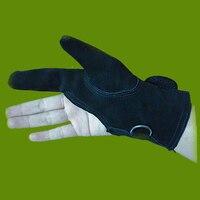 Falcon Kartal Dana Derisi Deri koruyucu eldivenler Şahinle Ekipman Handguards Kollu Eldiven Eğitim El Hood Koruyucu