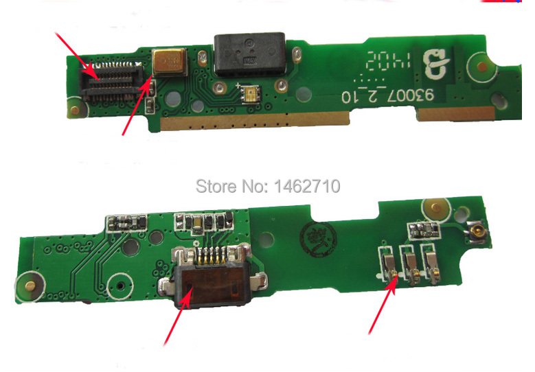For Xiaomi Hongmi Red Mi Original Usb Charging Port Keypad
