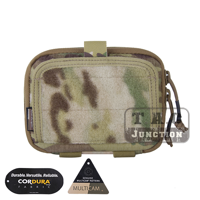 Emerson Tactical MOLLE Combat Multi-purpose Admin Pouch EmersonGear Military Gear Map Multifunction Bag Hunting Pouch Multicam emerson molle tactical edc gp op pouch emersongear military hunting airsoft utility accessories admin organizer waist packs bag