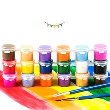 1 набор, 3 мл/5 мл, ручная краска, ed, акриловая краска, для детей, безопасная краска, пигменты для детского сада, сделай сам, искусство, граффити, пигмент, набор