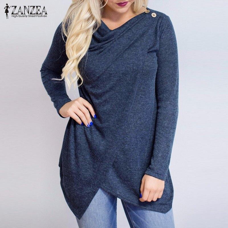HTB1y5GYOpXXXXawapXXq6xXFXXXA - Women Blouses Shirts 2017 Autumn Blusas Long Sleeve O Neck