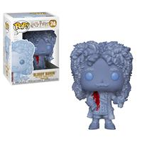 Official Funko pop Harry Potter Bloody Baron Vinyl Action Figure Collectible Model Toy with Original Box