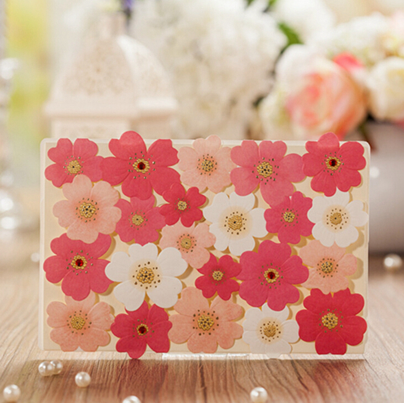 Red And Pink Wedding Invitations: Red And Pink Flower Pocket Engagement Wedding Invitations
