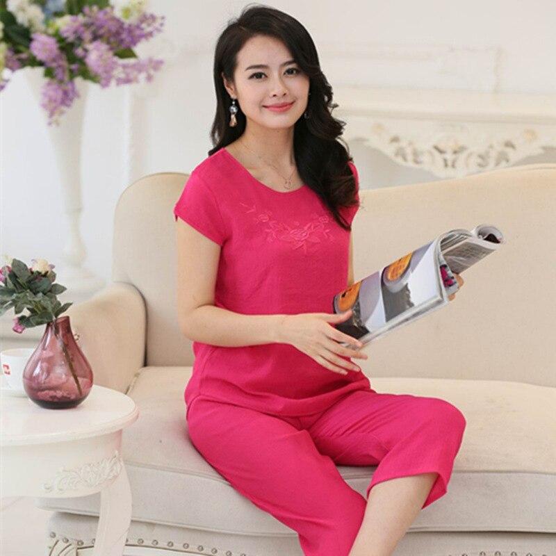 Online Get Cheap Womens Linen Pajamas -Aliexpress.com | Alibaba Group