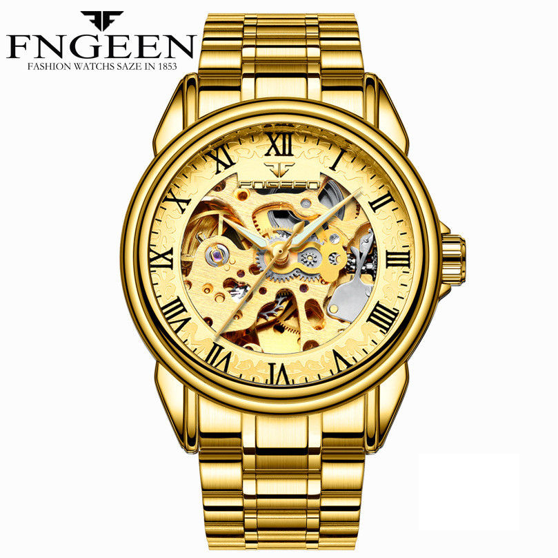 HTB1y5HqmTnI8KJjSszbq6z4KFXaC - Men Watches Automatic Mechanical Watch Male Tourbillon Clock Gold Fashion Skeleton Watch Top Brand Wristwatch Relogio Masculino