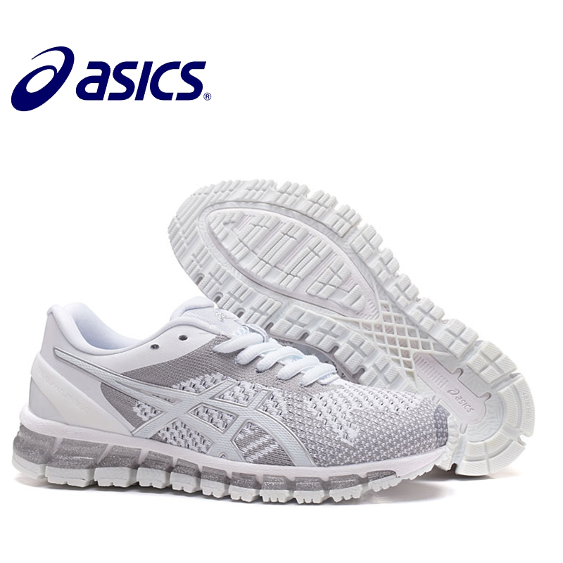 New Arrival Official ASICS Gel-Quantum 360 Women's Stability Running Shoes Sneakers Outdoor Athletic shoes Hongniu asics tiger gel lyte iii lc