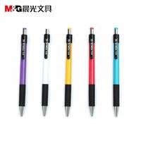 משלוח חינם עט כדורי ציוד משרדי תלמיד בית ספר סוג push 0.7 מ
