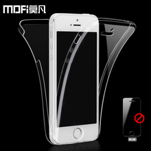 mofi for iphone 5s case iphone5s silicone coque protection brand for iphone 5 cover ultra thin full super clear
