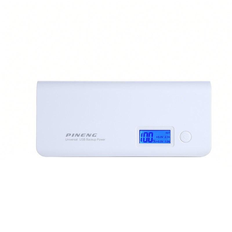 Banco do Poder bateria externo portátil móvel rápido Interface de Saída : Dual USB