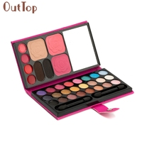1 Cosmetic   Set   33Colors Eye Shadow   Makeup   Palette Cosmetic Eyeshadow Blush Lip Gloss Powder   Makeup     Set   JAN14