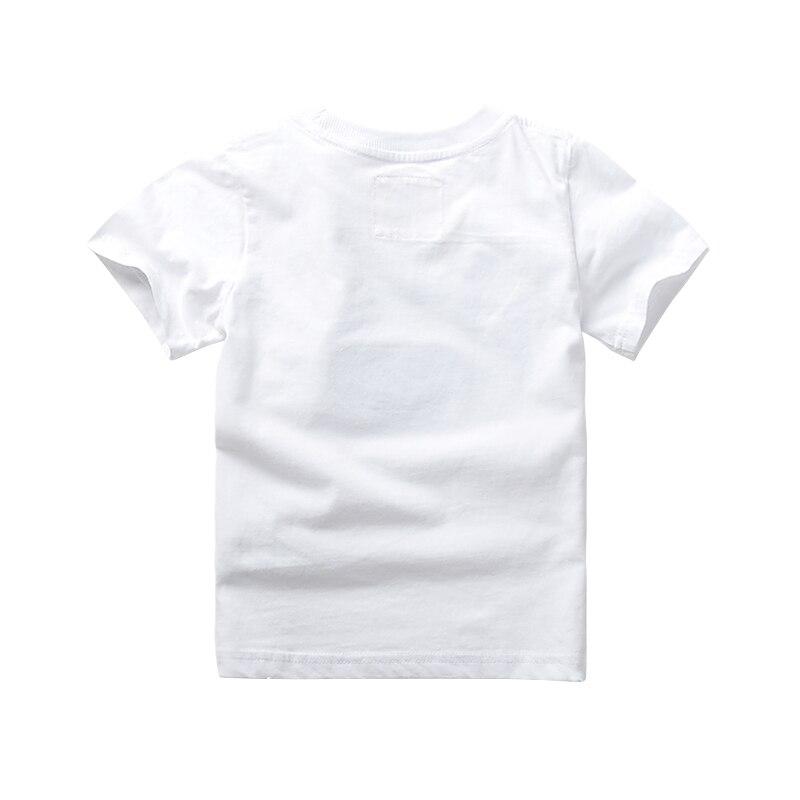 198ff9a19e5 HANQIYAHULI 2018 Παιδικά Αγόρια Ρούχα Ρούχα Καλοκαιρινά Ποδόσφαιρο ...