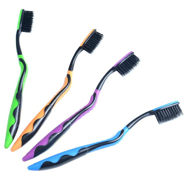 Soft Anti-Slip Toothbrushes Set