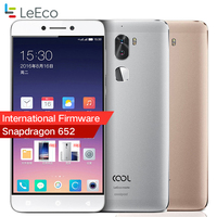Original Letv Cool 1 Leeco Coolpad Cool1 Mobile Phone 3GB 4GB RAM 32GB 64GB ROM Snapdragon