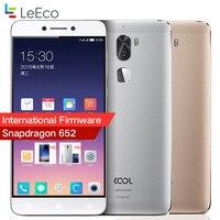 Original Letv Cool 1 Leeco Coolpad Cool1 Mobile Phone 3GB 4GB RAM 32GB 64GB ROM Snapdragon