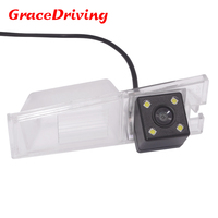 Free Shipping Car Rear View Camera For Cadillac CTS 2008 2009 HD CCD Night Vision Night