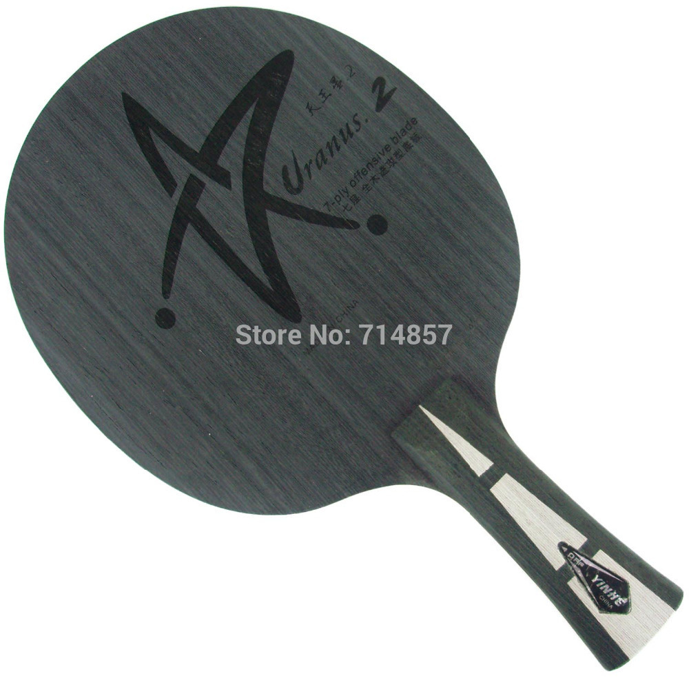 Original Yinhe Uranus.2 U2 Table Tennis Racket Blade For Pingpong Bat Paddle