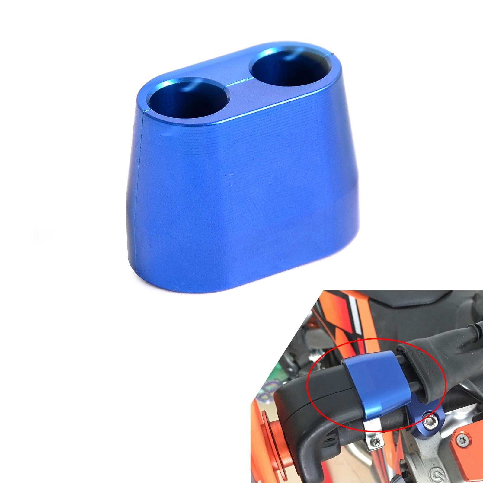 Carbolook Hose /& Stainless Blue Banjos Pro Braking PBF2666-CAR-BLU Front Braided Brake Line