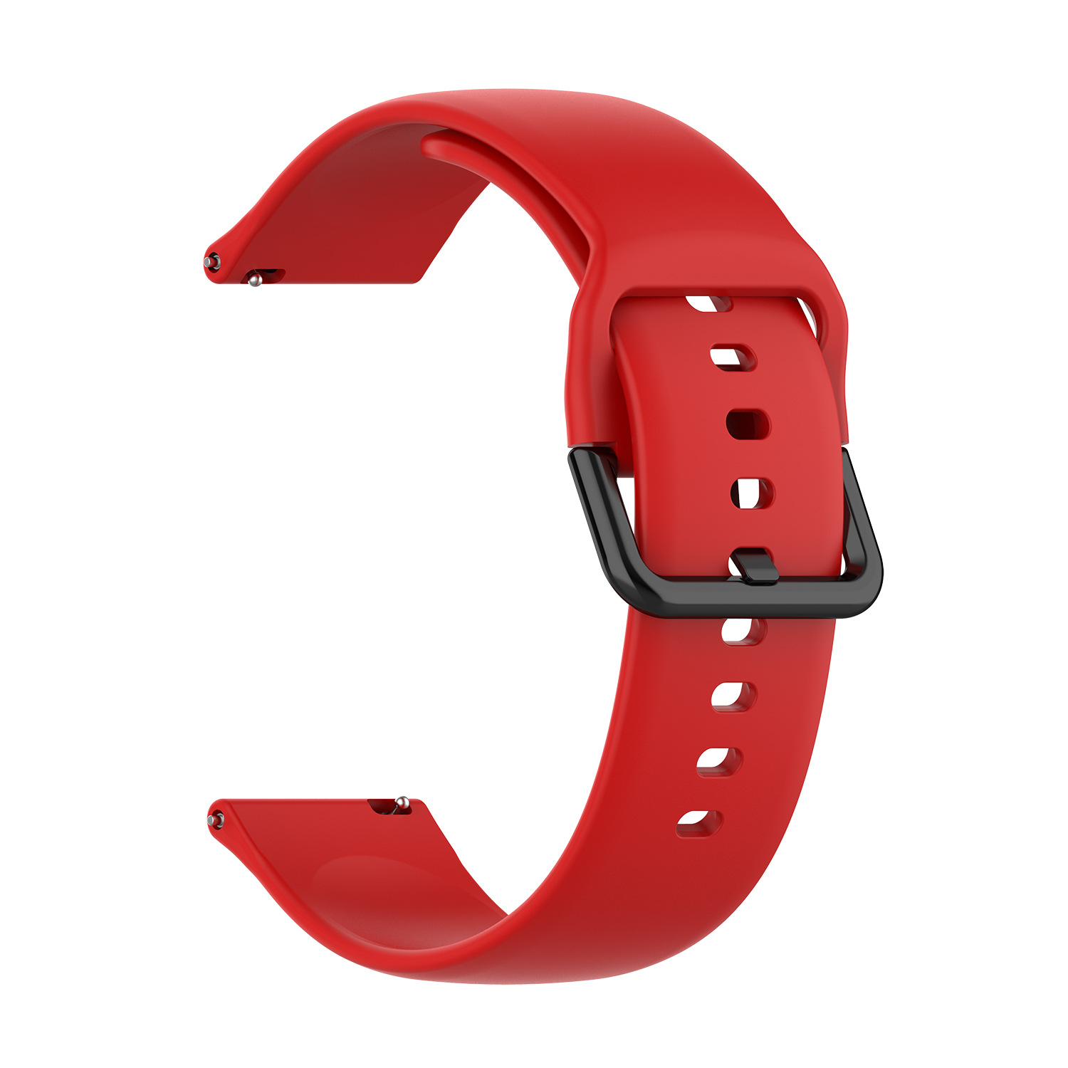 Suitable for Samsung Watch Active R500 Watch Silica Strap colourful strap in Smart Accessories from Consumer Electronics