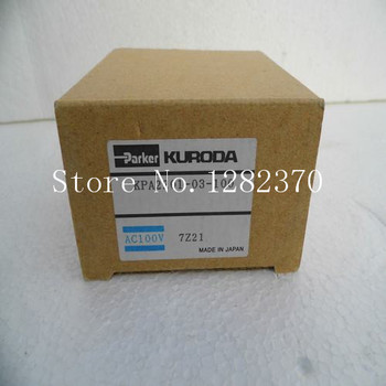 цена на [SA] new Japanese original authentic Parker solenoid valve KPA2201-03-100 spot