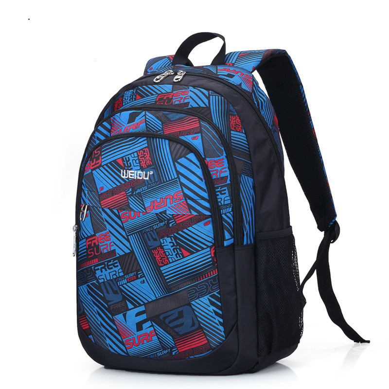 2017 School Bag Teenager Girl Boy Children Latop Backpack Orthopedic Schoolbag Backpack Kids Cheap Back Pack Kids Backpack SALE