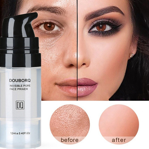 Magic Invisible Pore Makeup Primer Pores Disappear Face Oil-control Make Up Base Contains Vitamin A,C,E for Optimum Skin Health(China)