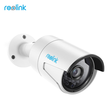Reolink IP Camera PoE 4MP HD Outdoor Waterproof Infrared Night Vision Security Video Surveillance RLC-410