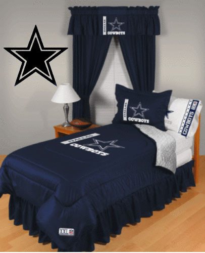 Dallas Cowboys Star Wall Decals Vinyl Stickers Home Decor Living Room Pictures Bedroom Wallpaper Kids Decoration