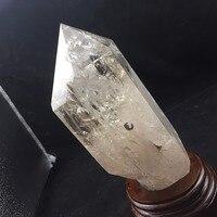 3.5 kg Doğal Temizle ve Kaya Kuvars Kristal Şifa Tek Nokta Cristal Değnek Reiki Doğal Taş ve Mineraller Ürün
