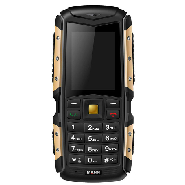 buy online fff64 74cfc US $57.99 |Original MANN ZUG S IP67 Waterproof Mobile Phone Dustproof  Shockproof Rugged Outdoor Cell Phones Camera Bluetooth Cheap Phone-in  Mobile ...