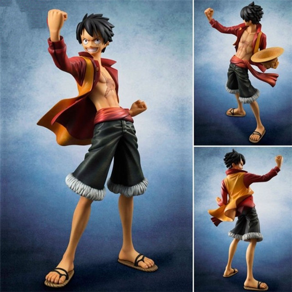 Anime One PIece After 2 Years POP Luffy Action Figure Toys