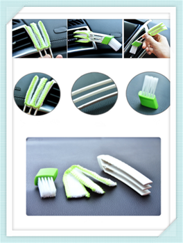 Car cleaning brush air conditioner computer blinds care For Mercedes Benz W205 W201 A B C E S Class GLA CLK Smart Any Ca image