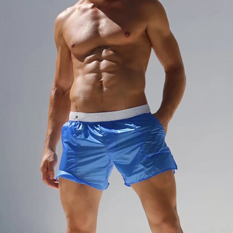 Men's Beach Short Pants,Sexy Men's Board Shorts,Men's Quick Dry Shorts