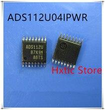 NEW 10PCS/LOT ADS112U04IPWR ADS112U04IPW ADS112U04 MARKING ADS112U ADS112 TSSOP-16 IC