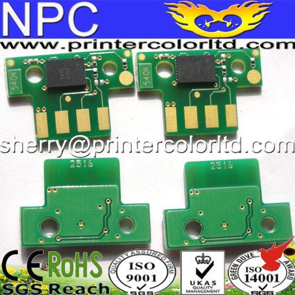 Toner Chip for Lexmark C540 C543 C544 C546 X543 X544 X546 X548 Cartridge Chip