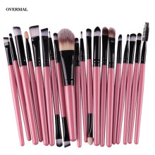 Makeup Brushes 20pcs set Makeup Brush Set tools Make up Toiletry Kit Wool Make Up Brush