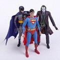"""NECA DC Comics Супермен, Бэтмен Джокер ПВХ Фигурку Коллекционная Игрушка 7 """"18 см 3 Стилей"""