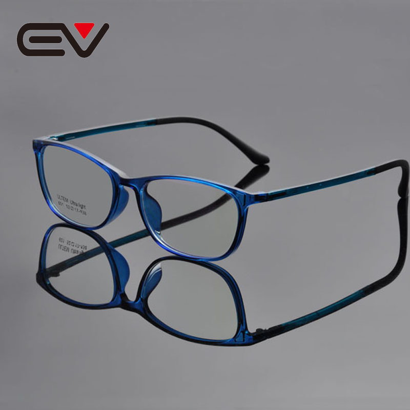 discount price 2016 fashion men light weight tr90 oval eyeglasses frames women comfortable optical spectacle 5