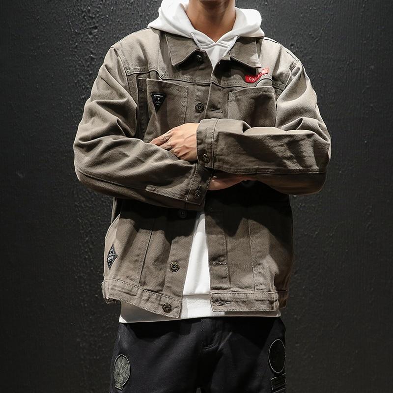 Col rabattu Ceket Homme Camouflage veste Jassen Mannen Bombers militaire vêtements hommes mode Streetwear tactique manteau