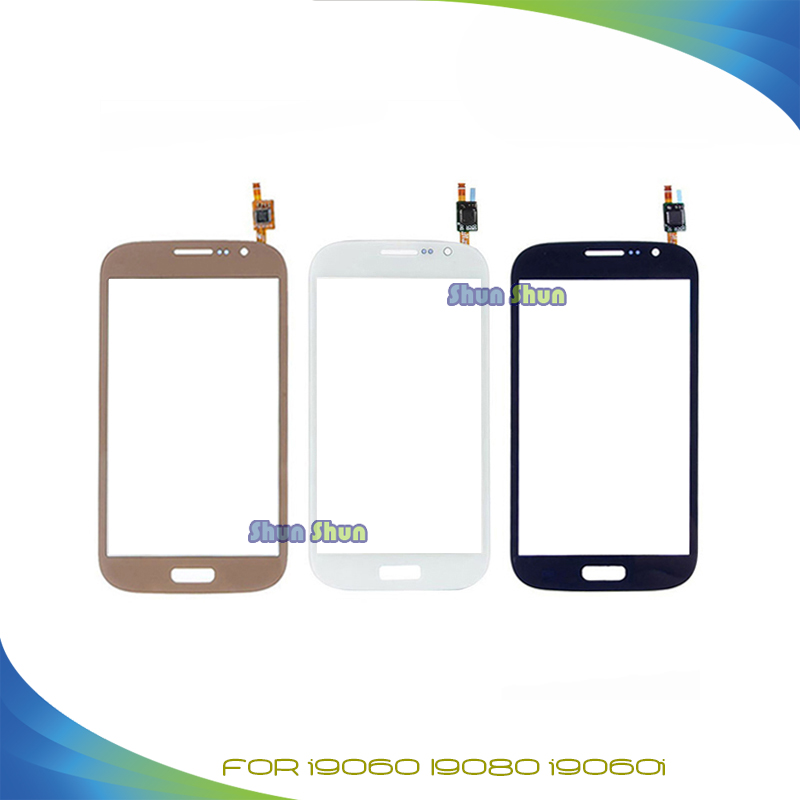 5.0 for Samsung Galaxy Grand Neo GT-I9060 I9060 I9062 9060 9062 Touch Screen Digitizer Sensor Front Glass Lens Panel