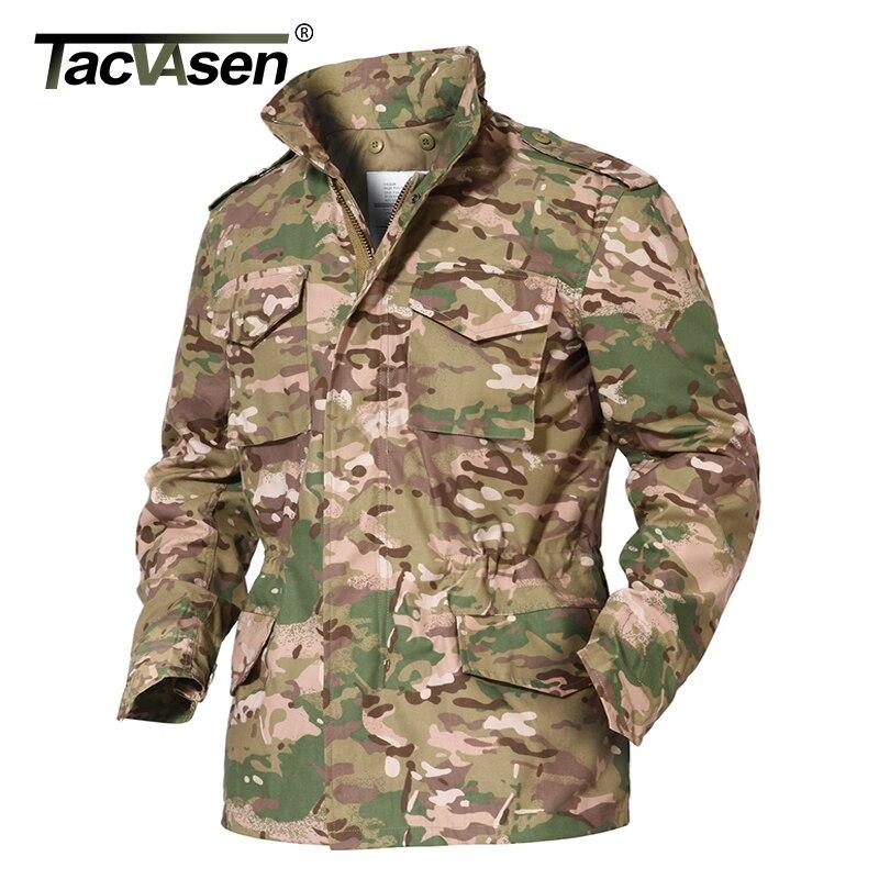 Militaire Army Tactique Tacvasen Us Camouflage Acheter Veste 7ScOWa